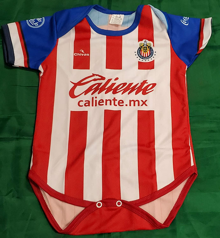 New 5-9 Months Infant Toddler Chivas de Guadalajara Generic Jersey Size M