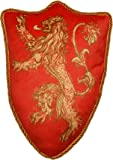 Factory Entertainment Game of Thrones House Lannister Lion Sigil Throw Plush Pillow