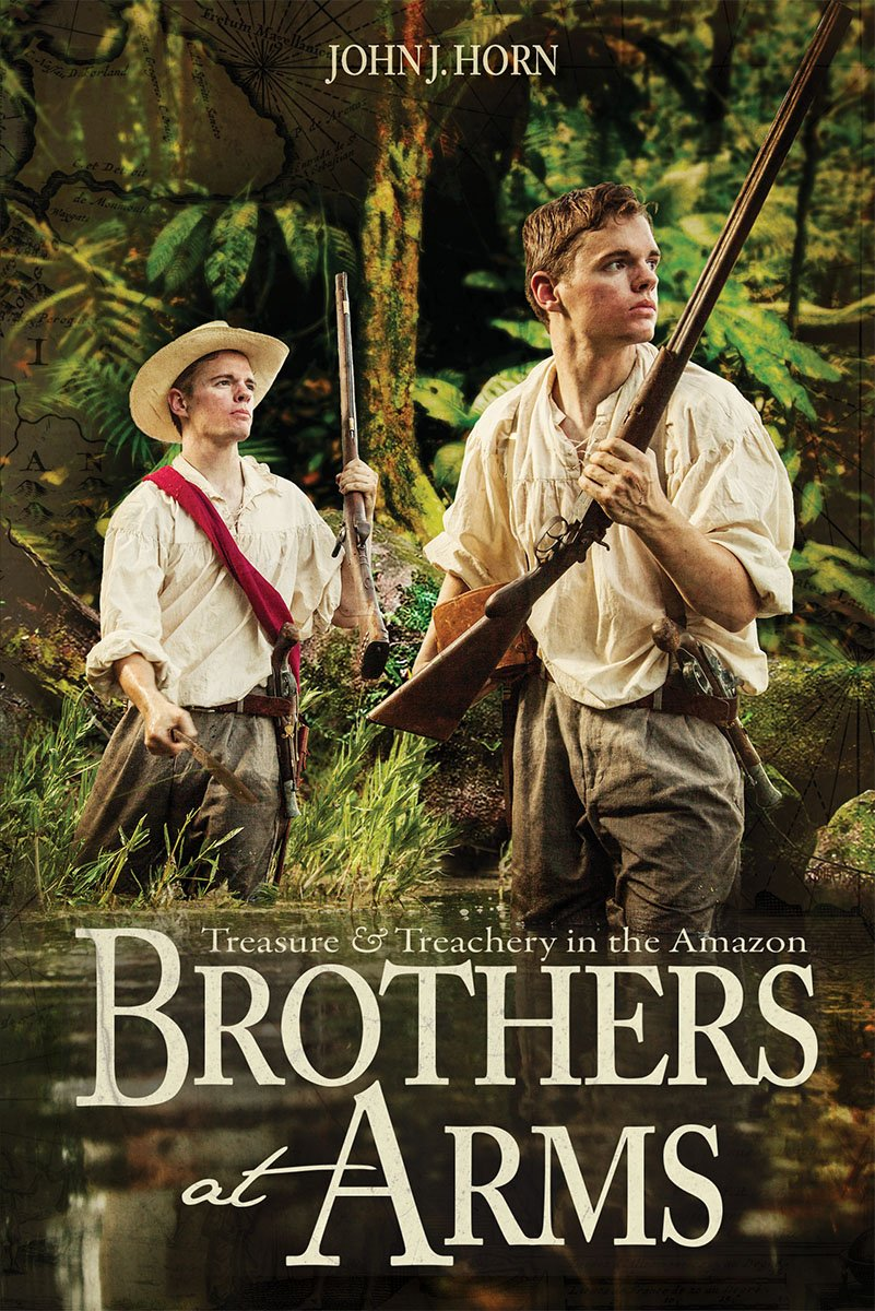 Download Brothers at Arms: Treasure & Treachery in the Amazon ebook