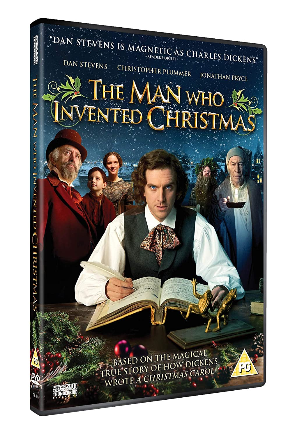 The Man Who Invented Christmas Release Date.The Man Who Invented Christmas Dvd 2017 Amazon Co Uk