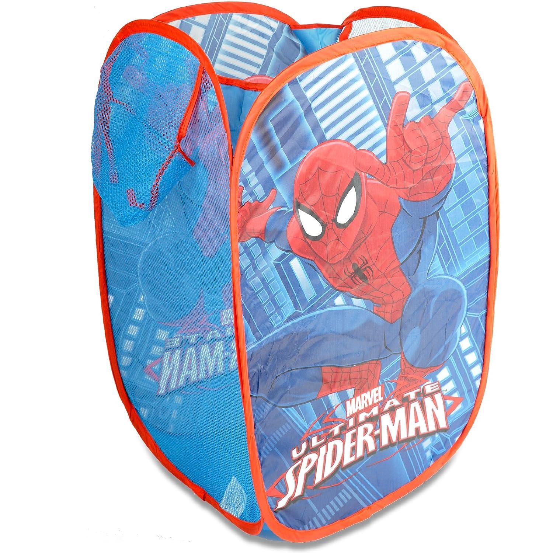Marvel Spiderman 3012   Marvel Kids Pop Up Toy Storage / Room Tidy /  Laundry Bag / Storage Bag: Amazon.co.uk: Kitchen U0026 Home