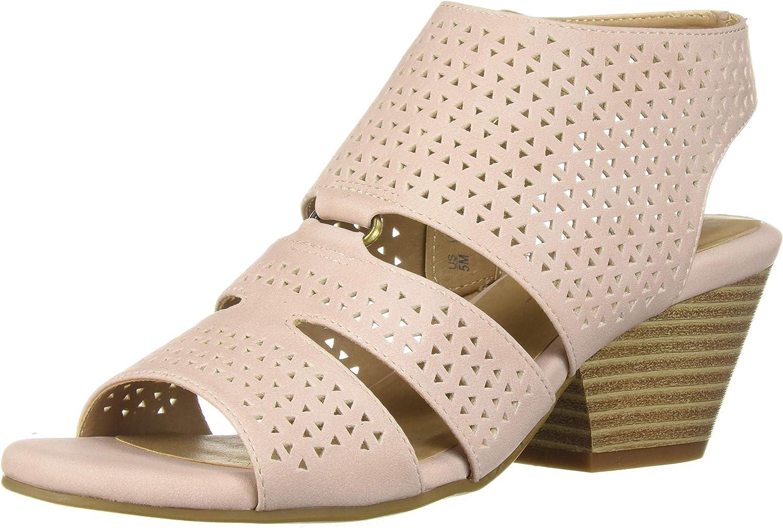 Dez Heeled Sandal: Naturalizer
