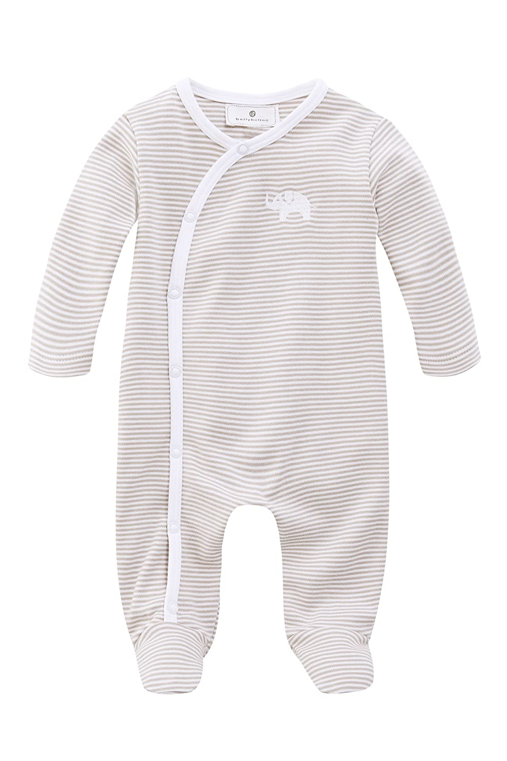 bellybutton Unisex Baby Romper Suit with Feet Romper 10892-90645-56_p