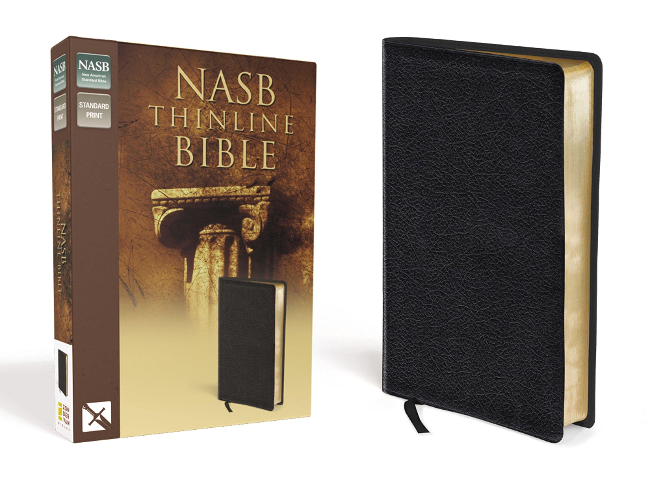 Download NASB Thinline Bible PDF