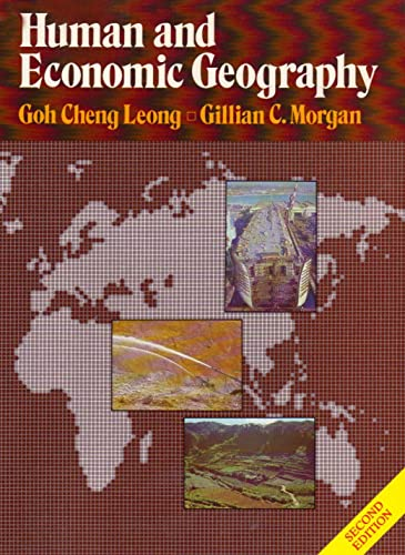Human & Economic Geography (Oxford in Asia College Texts)