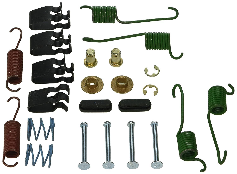 Carlson Quality Brake Parts H7313 Rear Drum Hardware Kit