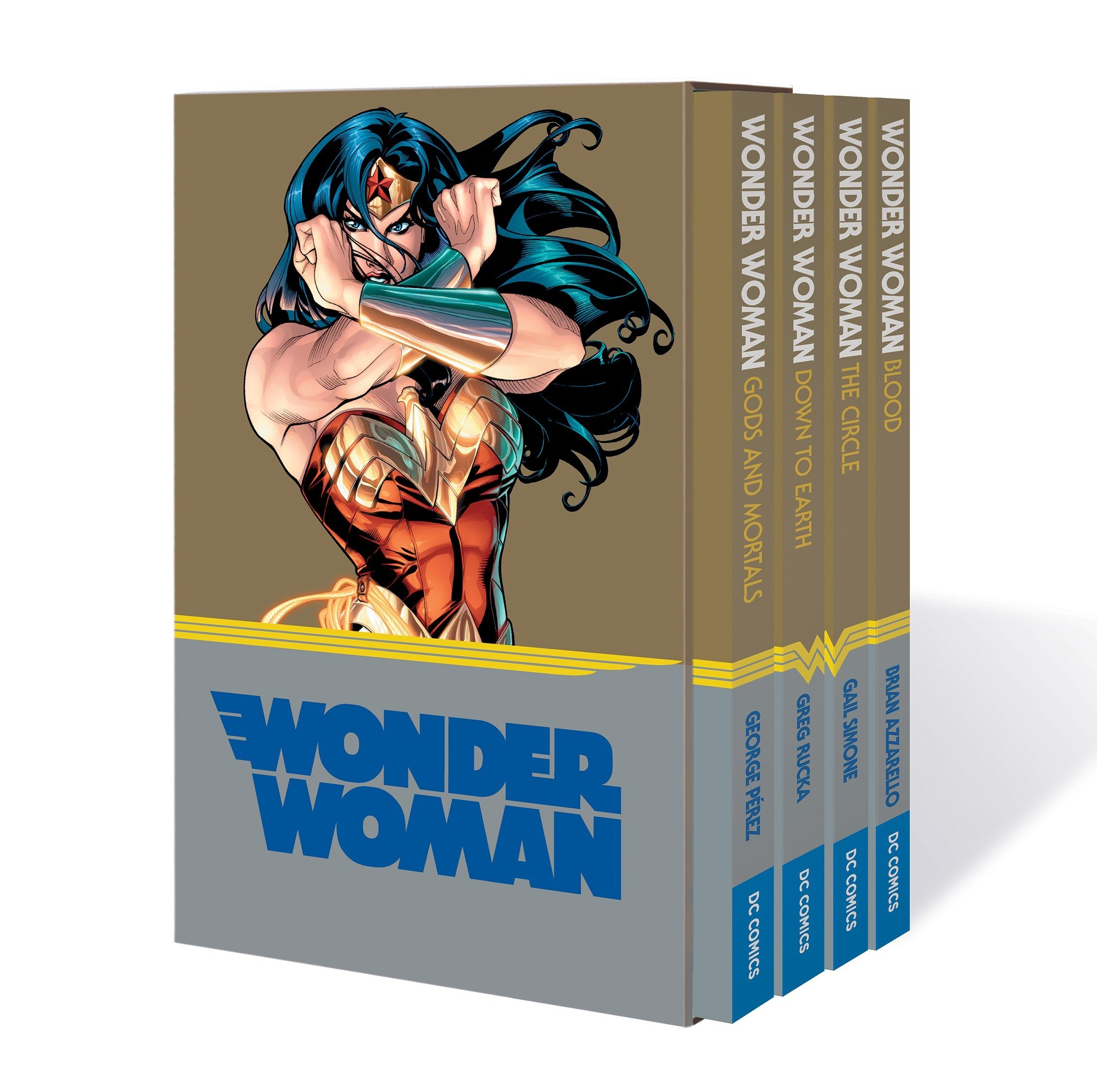 Wonder Woman 75th Anniversary Box Set by DC Comics