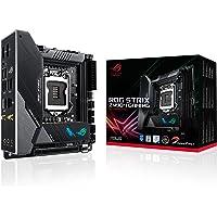 ROG STRIX Z490-I Gaming Motherboard, LGA1200 (Intel 10th Gen), 8+2 Power Stages, DDR4, Intel 2.5 Gb Ethernet, USB 3.2…