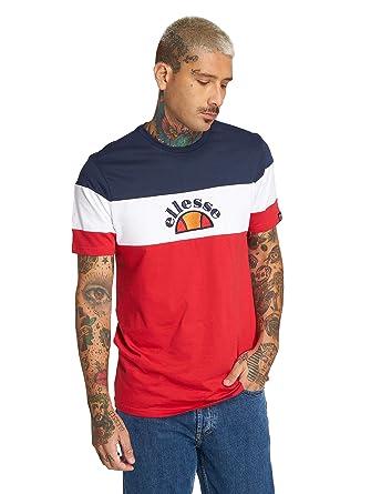 ellesse Men Overwear T-Shirt Gubbio red S  Amazon.co.uk  Clothing 79410ec89b7