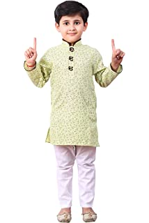 88c1514d36 Introductory Sale !!! TinySteps Summer Wear Kids Ethnic Cotton Kurta ...