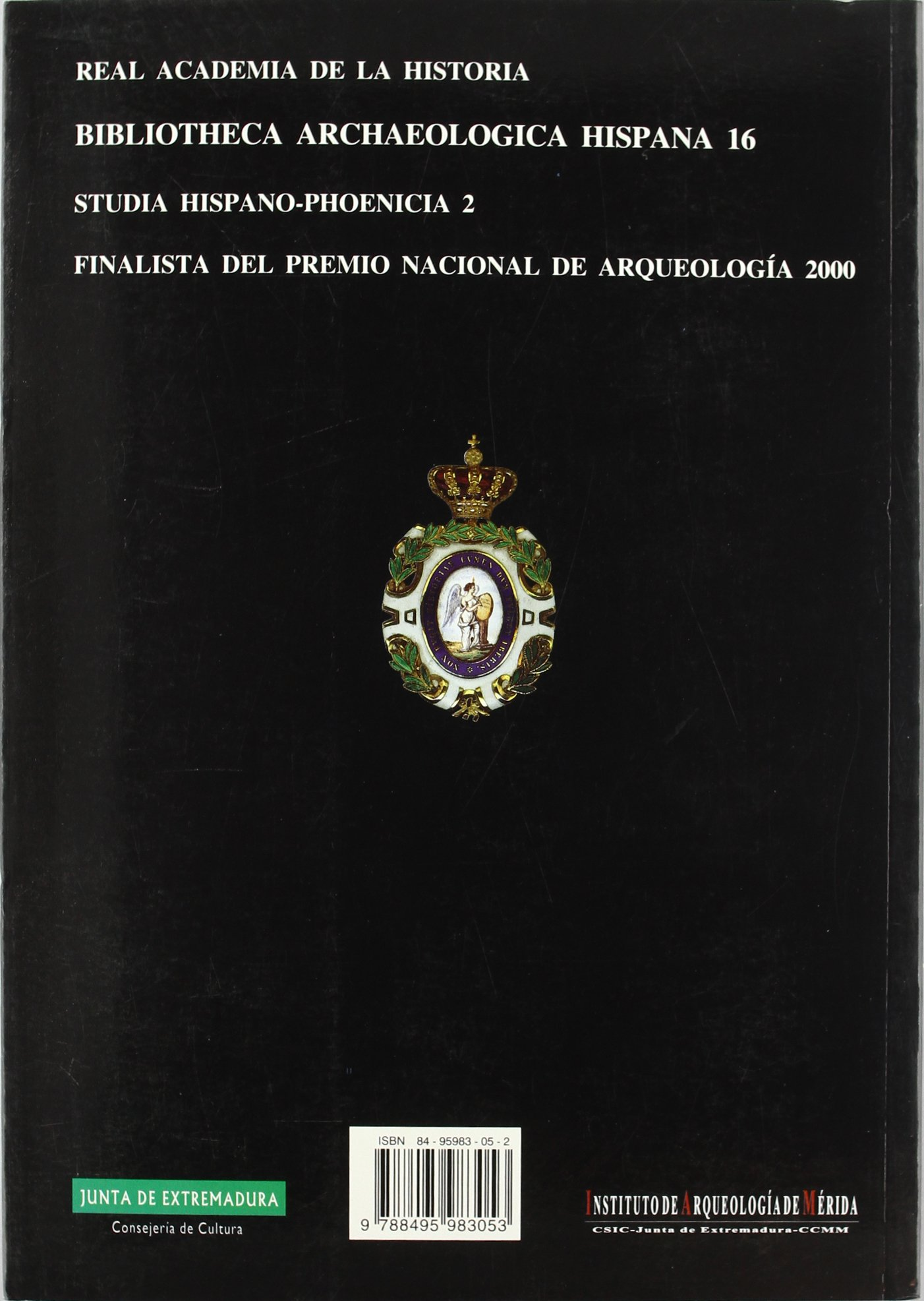 La Toreutica Orientalizante en la Peninsula Iberica [Bibliotheca Archaeologica Hispana 16, Studia Hispano-Phoenicia 2] pdf