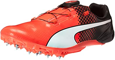 PUMA Men s Evospeed Disc Tricks Track Shoe cb9f55597