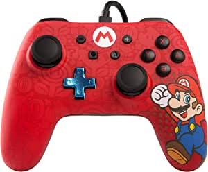 Nintendo Switch Wired Controller - Mario Classic