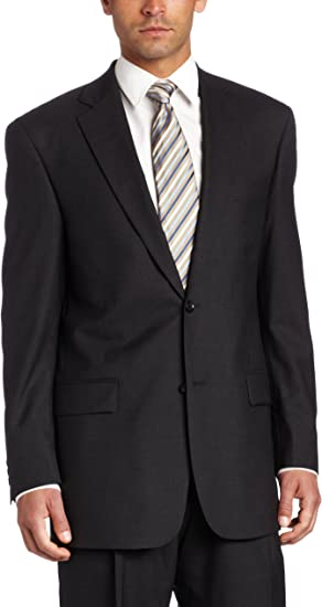 Austin Reed Men S Suit Separate Classic Coat Charcoal Grey 44 L Amazon Ca Clothing Accessories