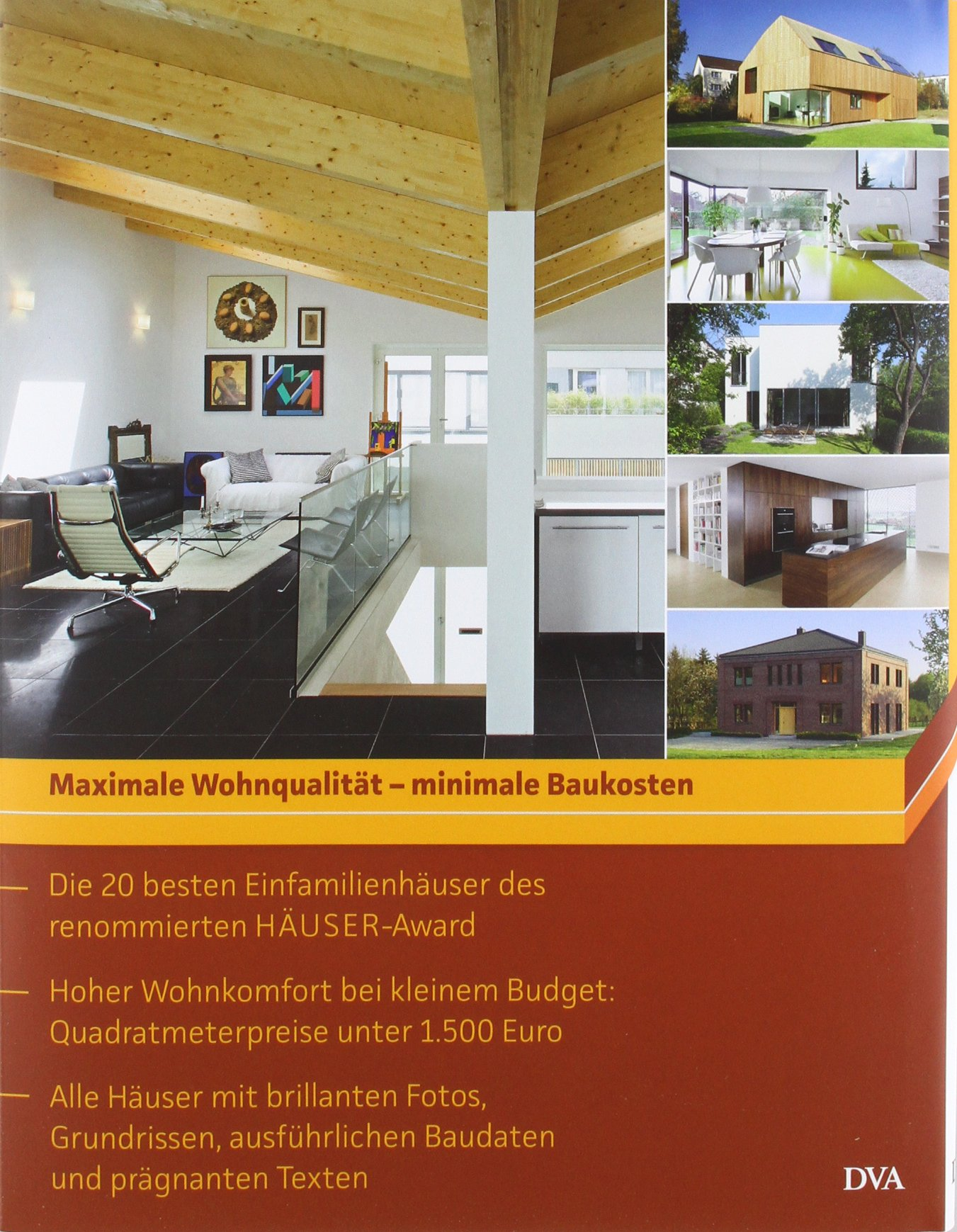 Kostengünstige Einfamilienhäuser unter 1.500 €/m²: Die Besten der ...