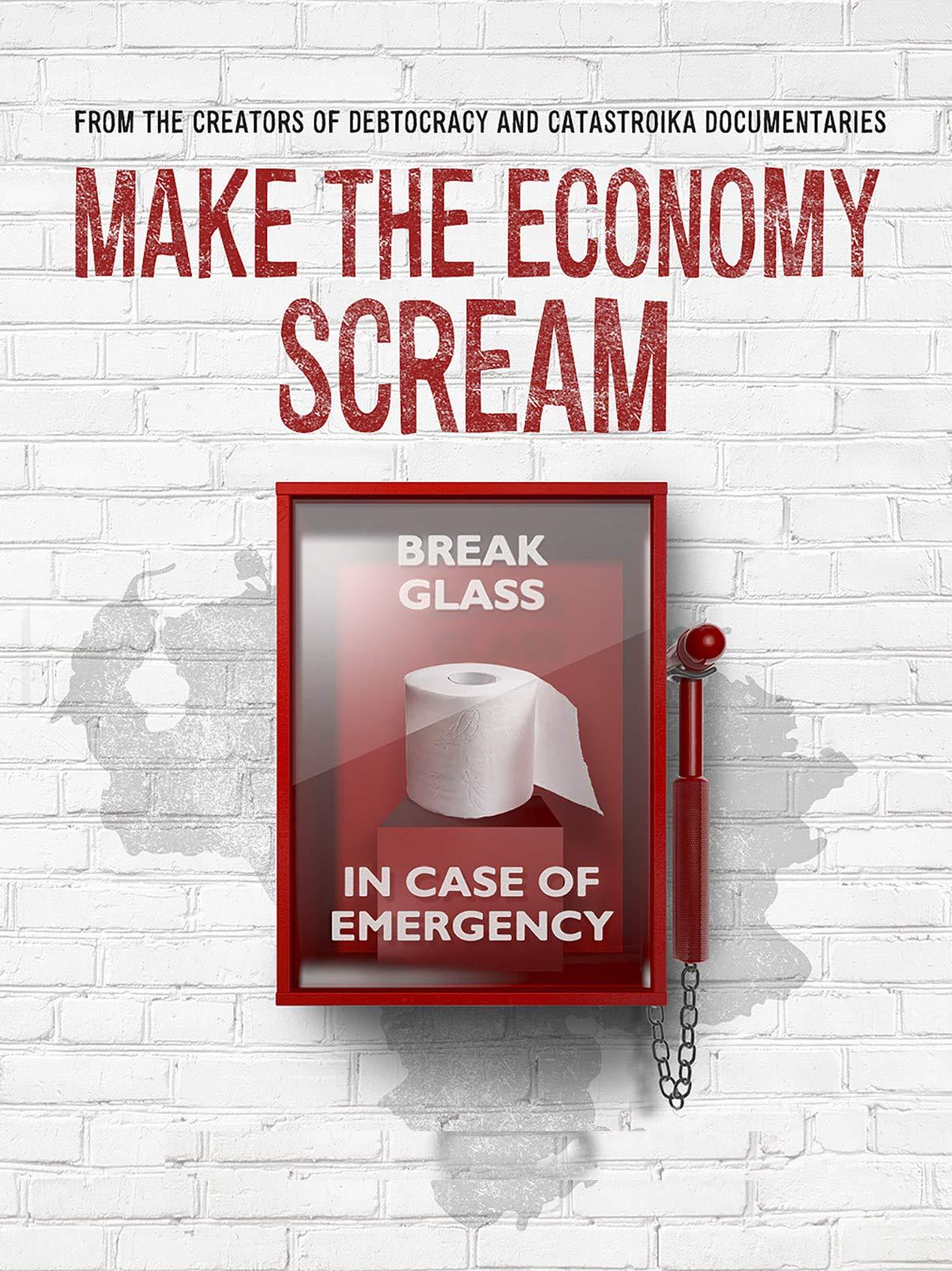 Make the economy scream on Amazon Prime Video UK