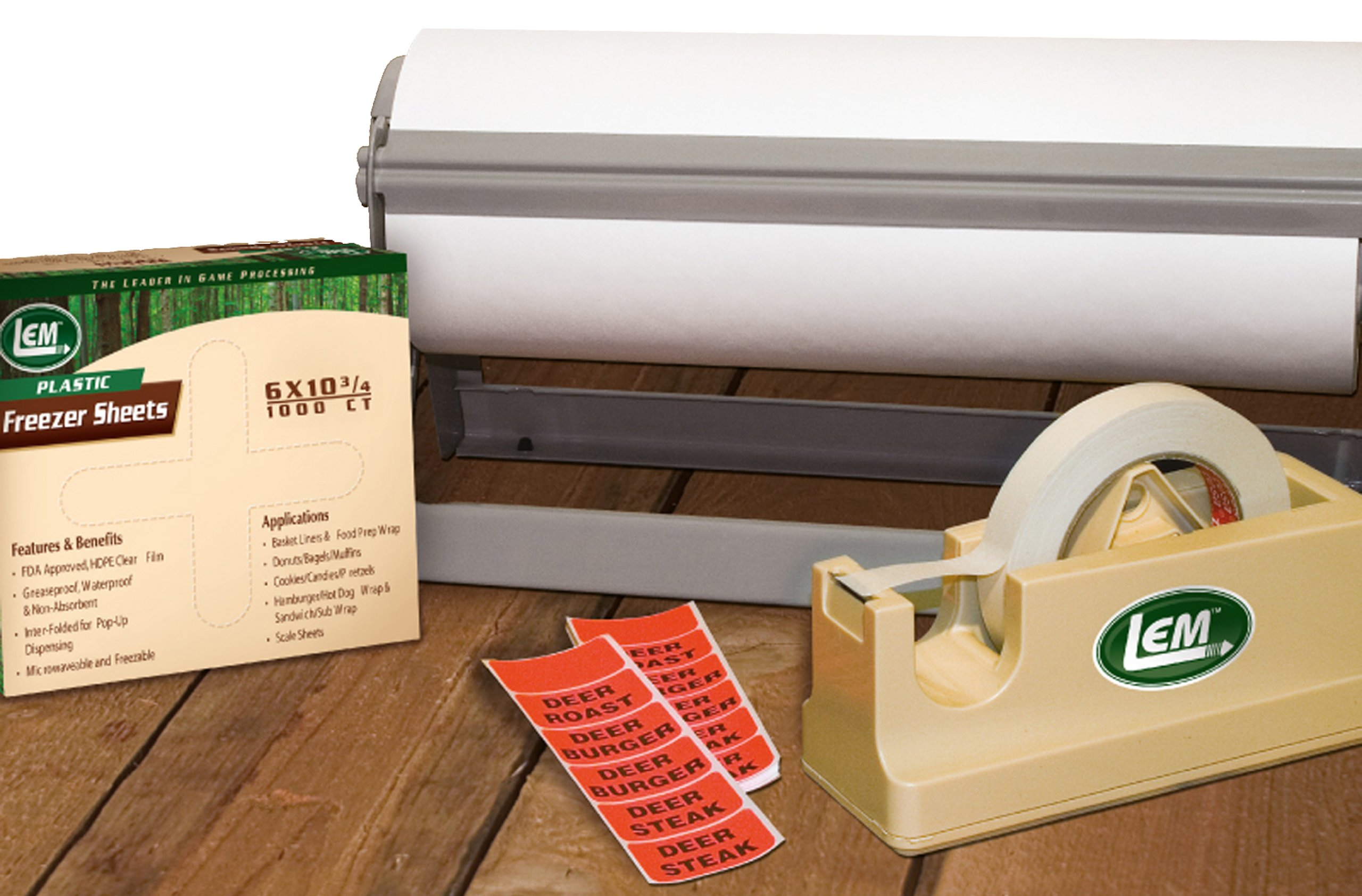 LEM Products Meat Wrapping Kit
