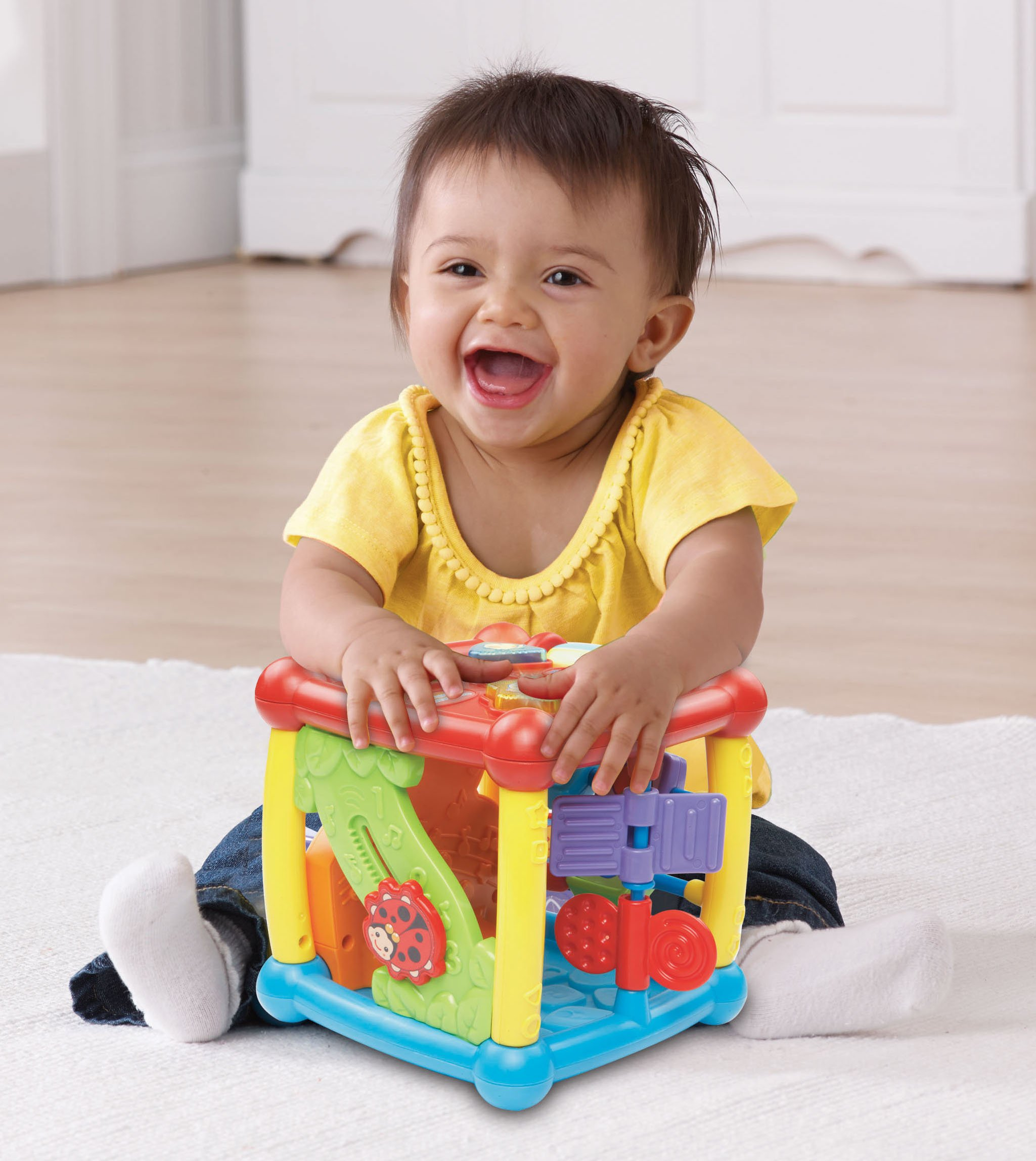 VTech Busy Learners Activity Cube by VTech (Image #2)