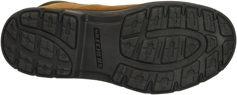 Skechers USA Men's Segment Ankle Mixon Ankle Segment Stiefelie,braun,9.5 M US 14caa7
