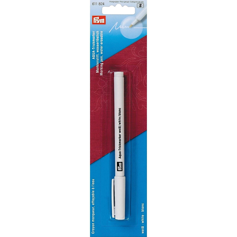 611824 PRYM Aqua Trick Marker White Standard Line