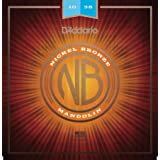 D'Addario NBM1038 Nickel Bronze Mandolin Strings
