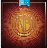 D'Addario NBM1038 Nickel Bronze Mandolin Strings