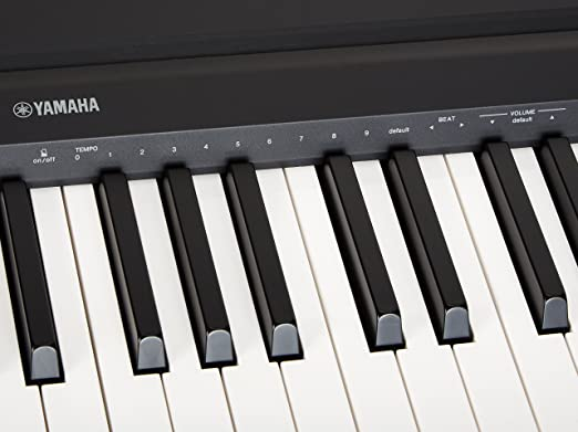 fcbcb81ced7 Amazon.com: Yamaha P71 88-Key Weighted Action Digital Piano with Sustain  Pedal and Power Supply (Amazon-Exclusive): Musical Instruments