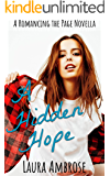 A Hidden Hope: A F/F Romance (Romancing the Page Book 1)