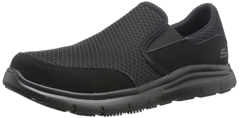 Skechers メンズ B00NQY20VO 10 D(M) US|ブラック ブラック 10 D(M) US