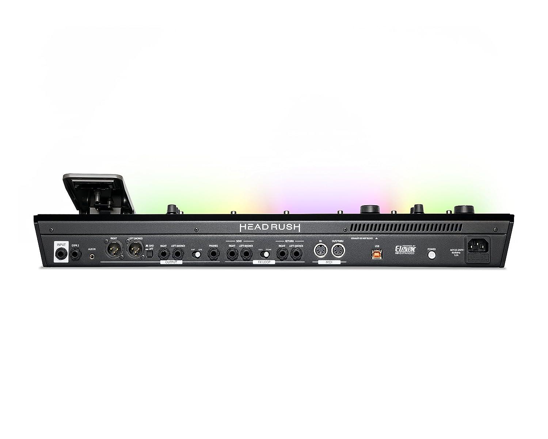 Headrush Pedalboard   Guitar Amp and FX Modeling Processor