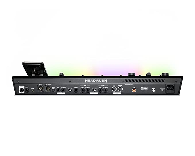 Headrush Pedalboard · Multiefectos guitarra: Amazon.es: Instrumentos musicales
