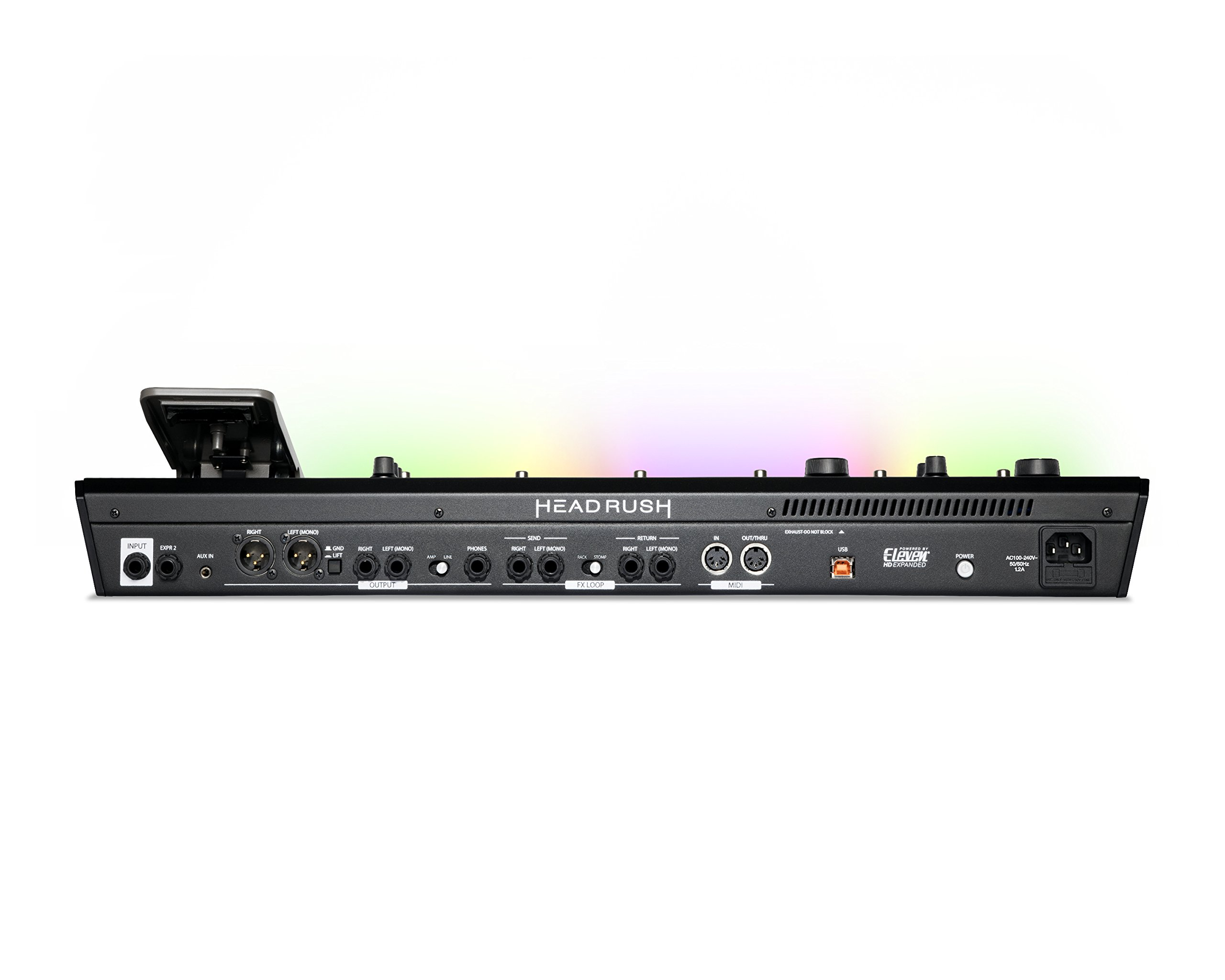 HeadRush Pedalboard | Guitar Amp and FX Modeling Processor by Head Rush (Image #3)