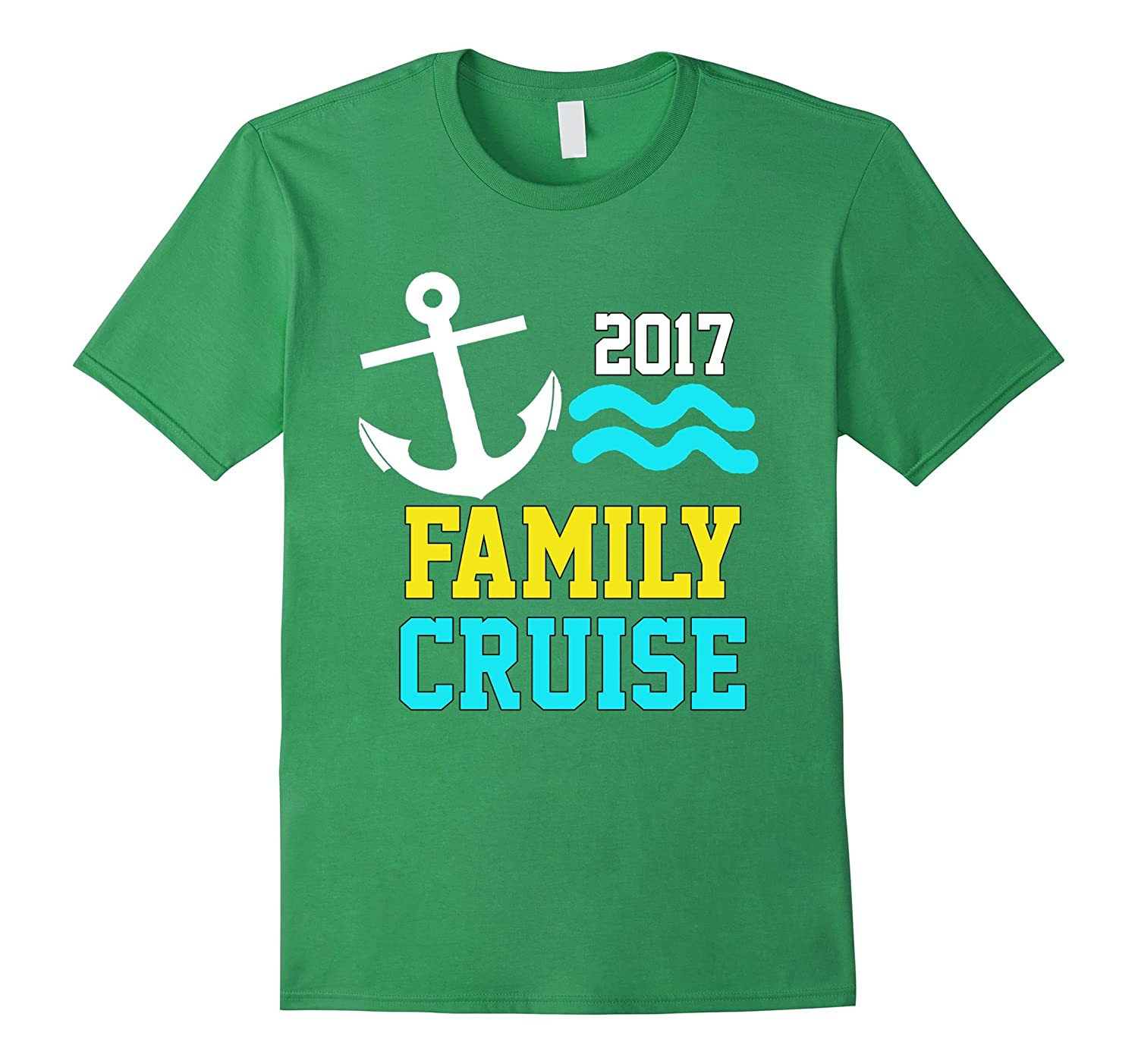 Family Cruise 2017 T-Shirt T Shirt / Group Vacation Gifts-BN