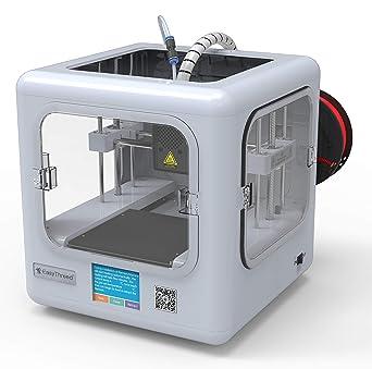 EasyThreed Dora - Impresora 3D (sin PC), Blanco, 1: Amazon.es ...