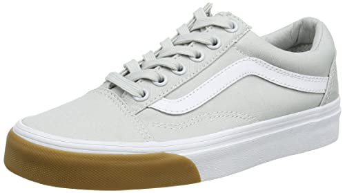 Vans Old Skool Canvas, Zapatillas Unisex Adulto: Amazon.es: Zapatos y complementos