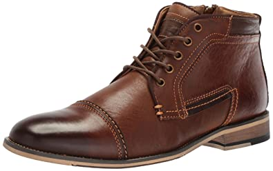 Steve Madden Men's Joyce Cap Toe Boot