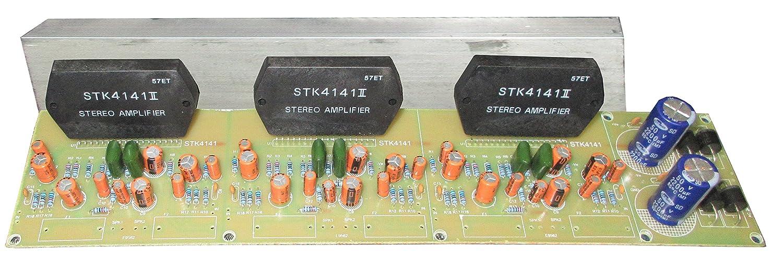 Genius STK4141 Power Amplifier Board, 5 1 , 1200 Watt
