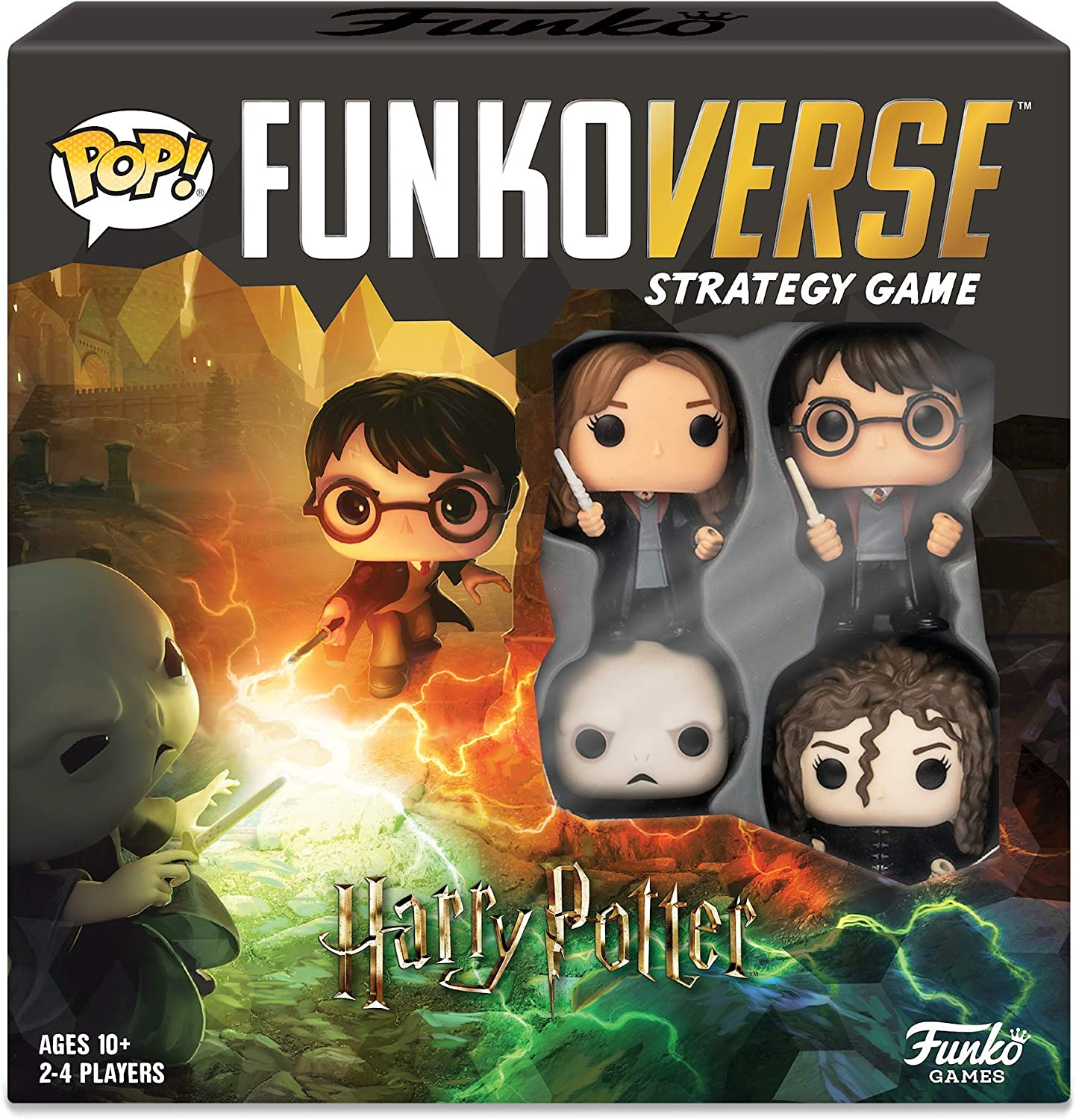 Funko Games Pop Funkoverse: Harry Potter-Base Set (English) Board ...
