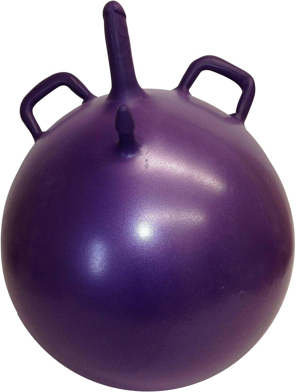 Amazon.com: Dildo Bouncing Ball Double (Purple): Health