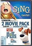 Illumination Presents: 2-Movie Pack (Sing / The Secret Life of Pets) (Sous-titres français)