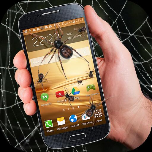 Scare Prank Ideas (Spider in phone funny joke)