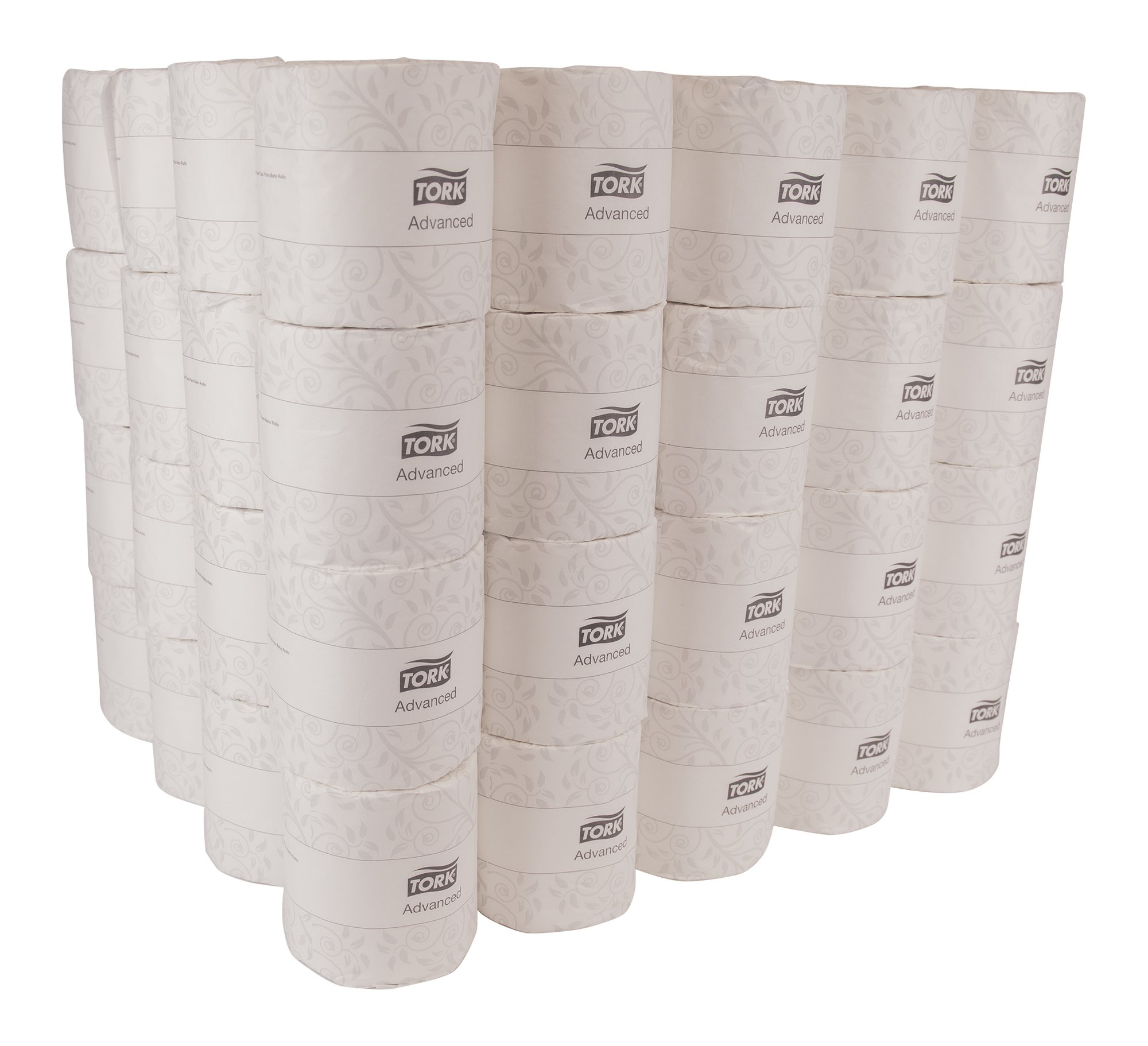 Tork Advanced TM6180 Soft Bath Tissue - 80 rolls
