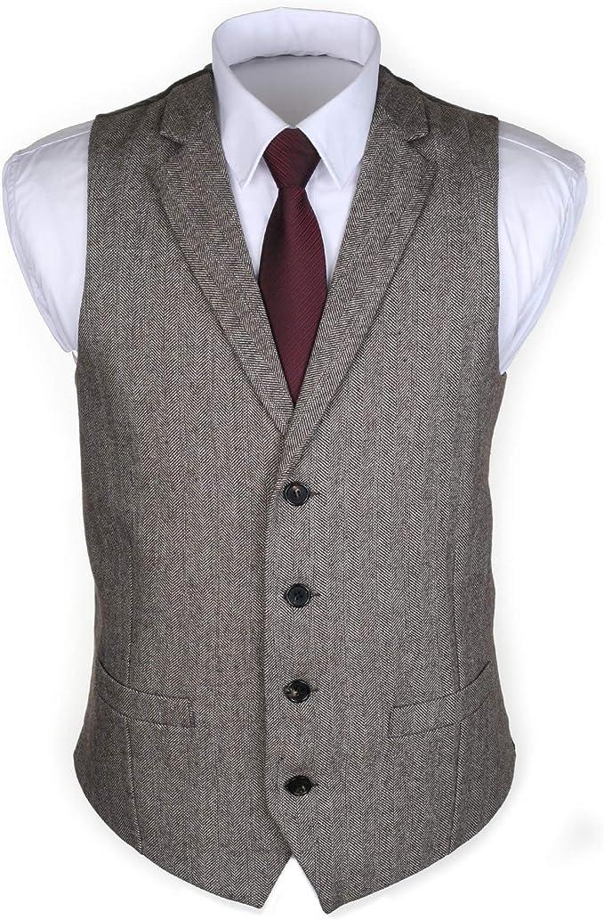 Ruth&Boaz Collar Suit Vest