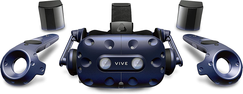 HTC Vive Pro Enterprise Advantage VR Virtual Reality: Amazon