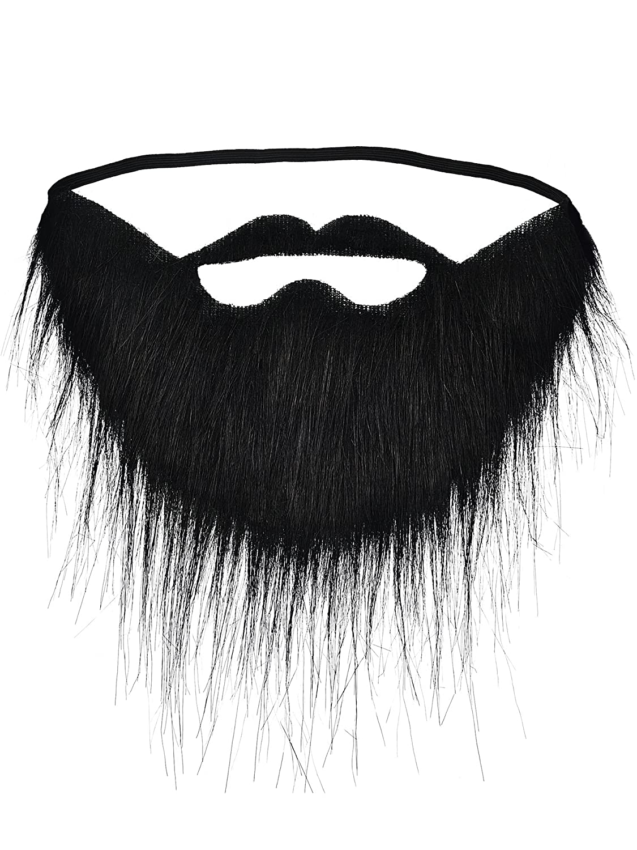 Funny Halloween Party Fake Beard Moustache Facial Hair Mustache