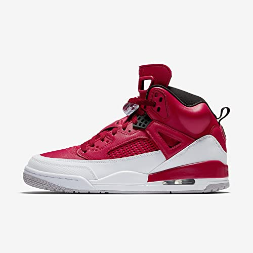purchase cheap 9e6ec d3c4a Image Unavailable. Image not available for. Color  Nike Jordan Spizike  Casual Shoes Mens Gym Red Black-White-Wolf Grey New