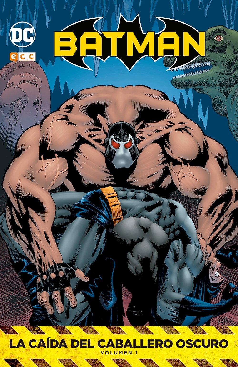 Batman: La caída del Caballero Oscuro