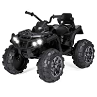 Deals on Best Choice Products 12v Kids 4-wheeler Atv Quad Ride-on Car
