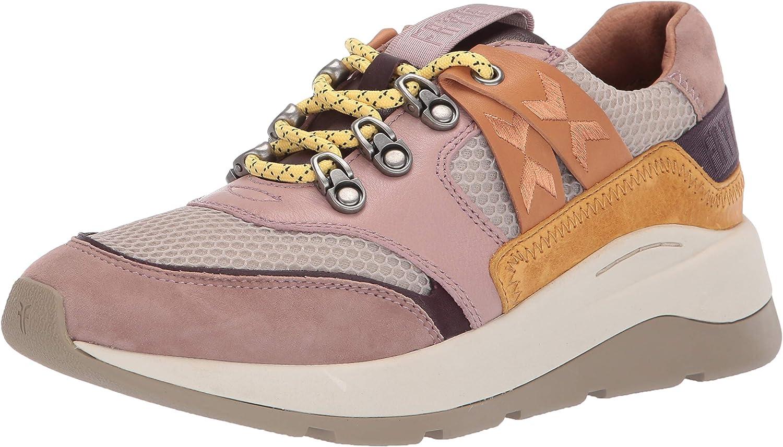 FRYE Women's Willow Trek Low Sneaker