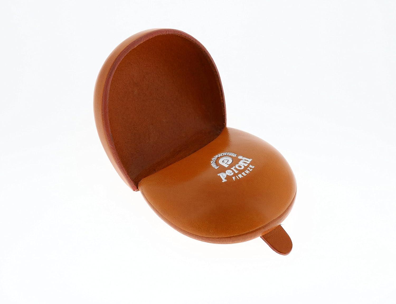 (ペローニ) peroni コインケース シームレス 小銭入れ 594 ライトオレンジ イタリア製 ハンドメイド ユニセックス 正規輸入品 B07BYYNY5Z